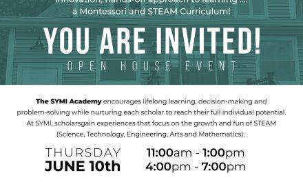 OPEN HOUSE! – June 10, 2021