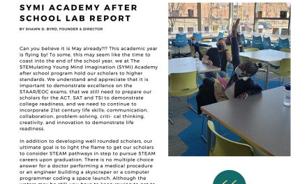 SYMI 2021 – After School End of Year Newsletter